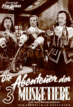 3 Musketiere Film